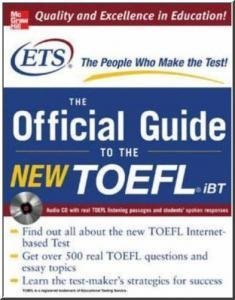 TOEFL iBT: The Official ETS Study Guide to the New TOEFL (repost)