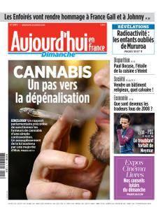 Aujourd'hui en France du Dimanche 21 Janvier 2018