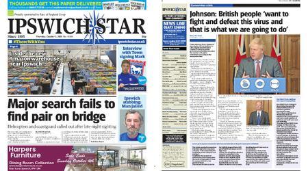 Ipswich Star – October 01, 2020