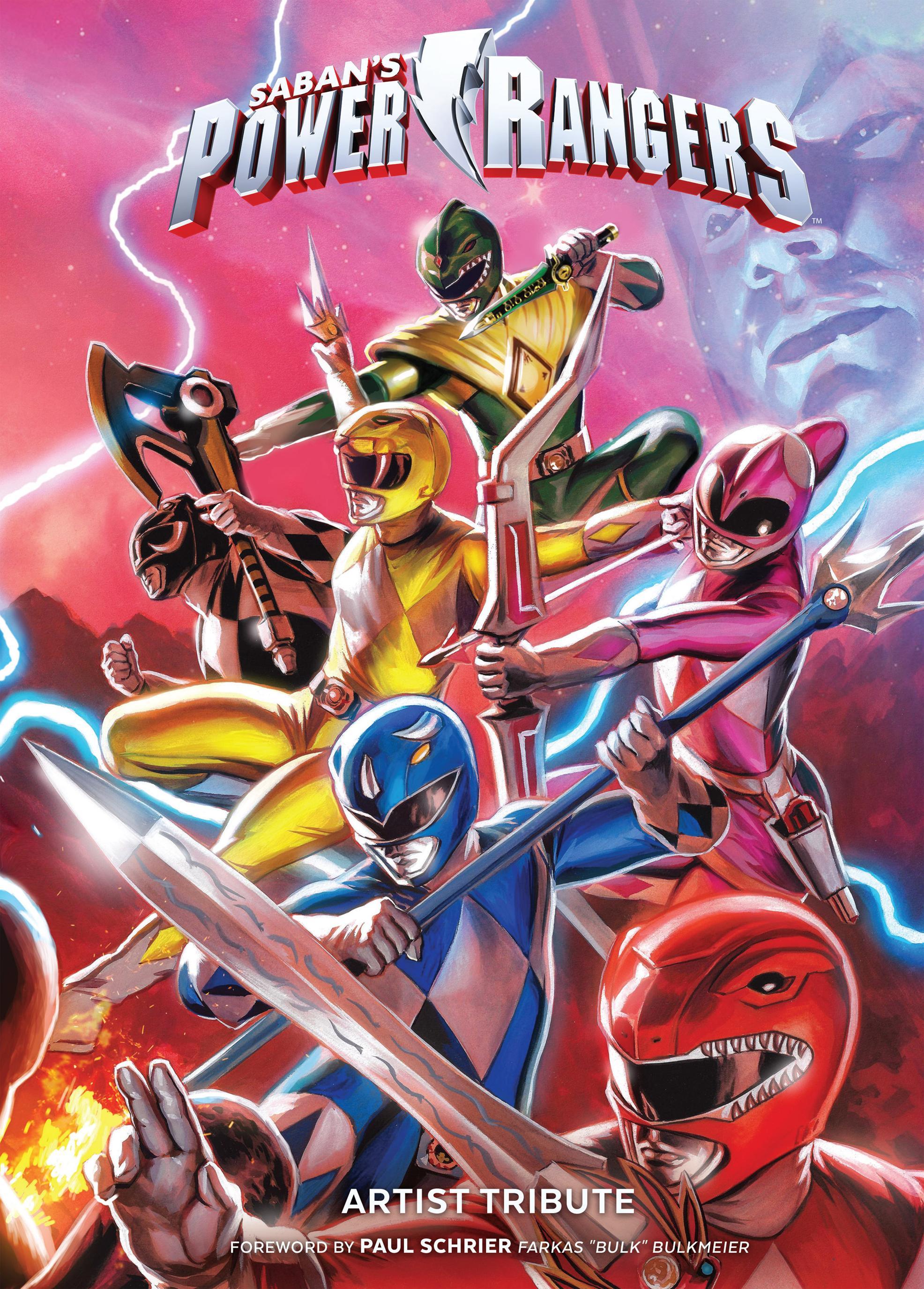 Sabans Power Rangers Artist Tribute (2018) (Digital) (Kileko-Empire