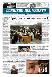 Corriere del Veneto Padova e Rovigo – 02 dicembre 2018