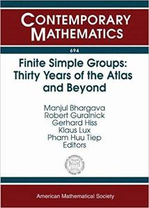 Finite Simple Groups: Thirty Years of the Atlas and Beyond