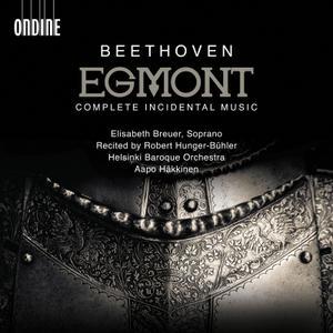 Elisabeth Breuer, Helsinki Baroque Orchestra & Aapo Häkkinen - Beethoven: Egmont, Op. 84 (Live) (2019) [24/96]