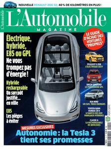 L'Automobile Hors-Série - Mobilite Verte 2019