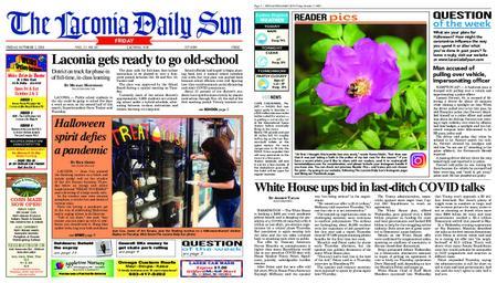 The Laconia Daily Sun – October 02, 2020