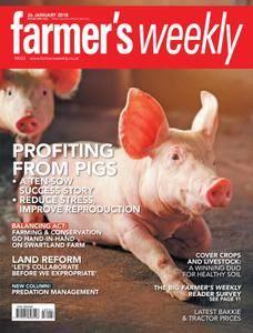 Farmer's Weekly - 17 January 2018