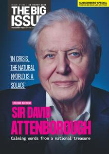 The Big Issue - March 30, 2020