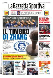 La Gazzetta dello Sport Nazionale - 14 Marzo 2021