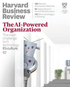 Harvard Business Review USA - July/August 2019