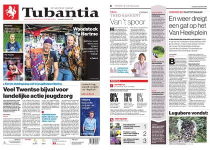Tubantia - Hengelo – 02 september 2019