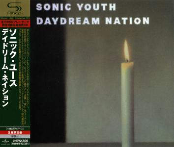 Sonic Youth - Daydream Nation (1988) Japanese SHM-CD 2008