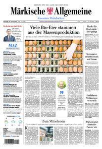 Märkische Allgemeine Zossener Rundschau - 23. Januar 2018