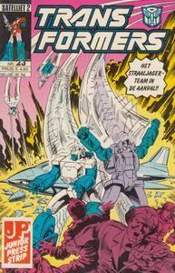 De Transformers - 23 - Interplanetaire Worstel-Kampioenschap