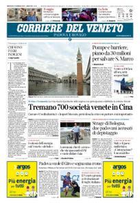 Corriere del Veneto Padova e Rovigo – 12 febbraio 2020