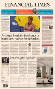 Financial Times Asia - May 6, 2021