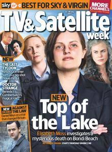 TV & Satellite Week - 22 July 2017