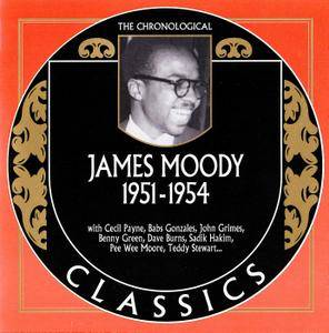James Moody - The Chronological James Moody 1951-1954 (2006) [Classics 1410]