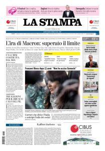 La Stampa Imperia e Sanremo - 8 Febbraio 2019