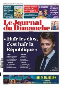 Le Journal du Dimanche - 11 août 2019
