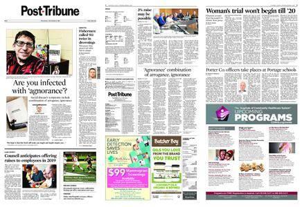 Post-Tribune – September 05, 2018