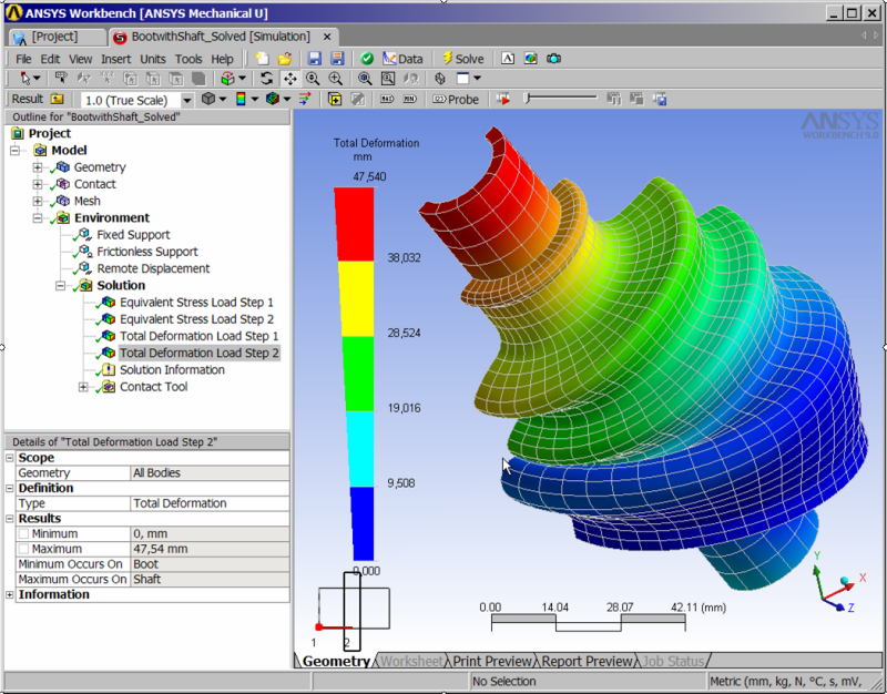 ENGINEERING SOFTWARE SERIES VOLUME 3 ANSYS WORKBENCH 10 SP 1