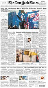 The New York Times  December 13 2017