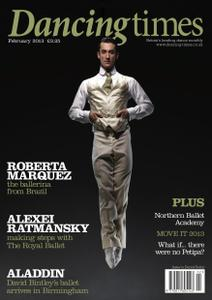 Dancing Times - February 2013