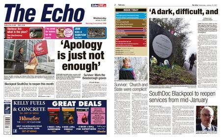 Evening Echo – January 13, 2021