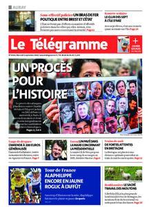 Le Télégramme Auray – 02 septembre 2020