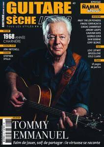 Guitare Sèche, Le Mag - mars 2018