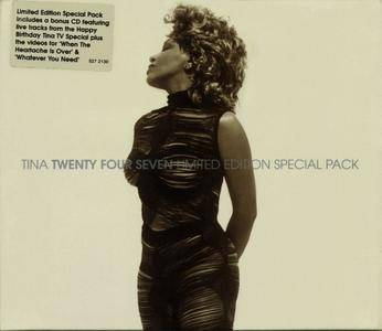 Tina Turner - Twenty Four Seven (1999) [2000, 2CD, Limited Edition]