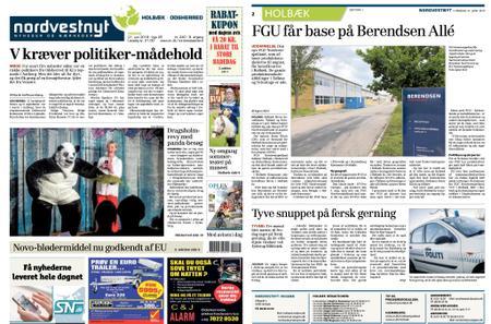 Nordvestnyt Holbæk Odsherred – 21. juni 2019
