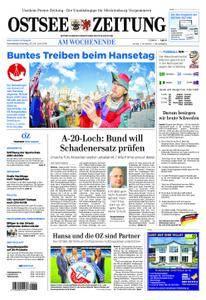 Ostsee Zeitung Wolgast - 23. Juni 2018