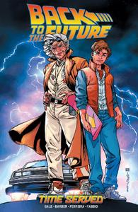 IDW-Back To The Future Time Served 2020 Hybrid Comic eBook