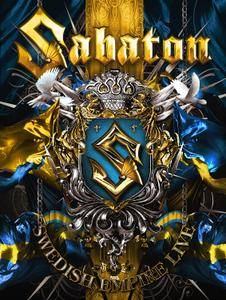 Sabaton - Swedish Empire Live (2013) [2xBlu-ray, 1080p]