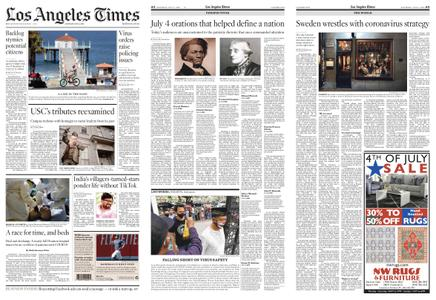 Los Angeles Times – July 04, 2020