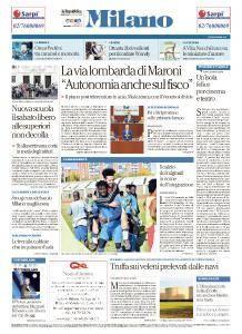 la Repubblica Milano - 25 Ottobre 2017