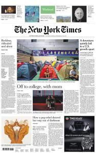 International New York Times - 29-30 September 2018