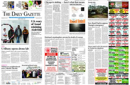 The Daily Gazette – March 04, 2019