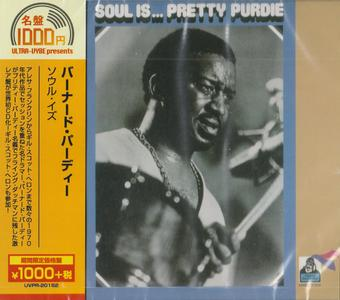 Bernard Purdie - Soul Is... Pretty Purdie (1972) {Flying Dutchman Japan UVPR-20152}