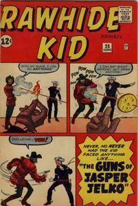 Rawhide Kid v1 028 1962