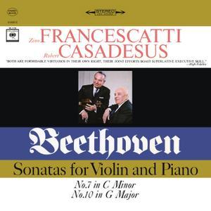 Zino Francescatti - Beethoven: Violin Sonatas Nos. 7 & 10 (Remastered) (2019) [Official Digital Download 24/192]