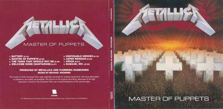 Metallica - Master Of Puppets (1986) [2017, Super Deluxe Box Set] Re-up