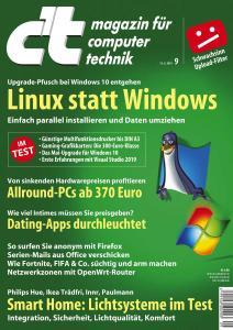 c't Magazin - 13 April 2019