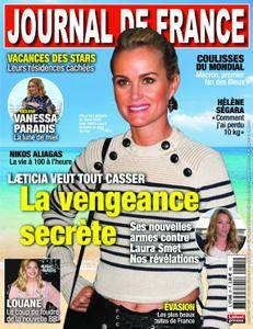 Journal de France - juillet 2018