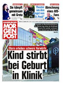 Hamburger Morgenpost – 25. September 2019