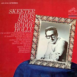 Skeeter Davis - Sings Buddy Holly (1967/2017) [Official Digital Download 24/192]