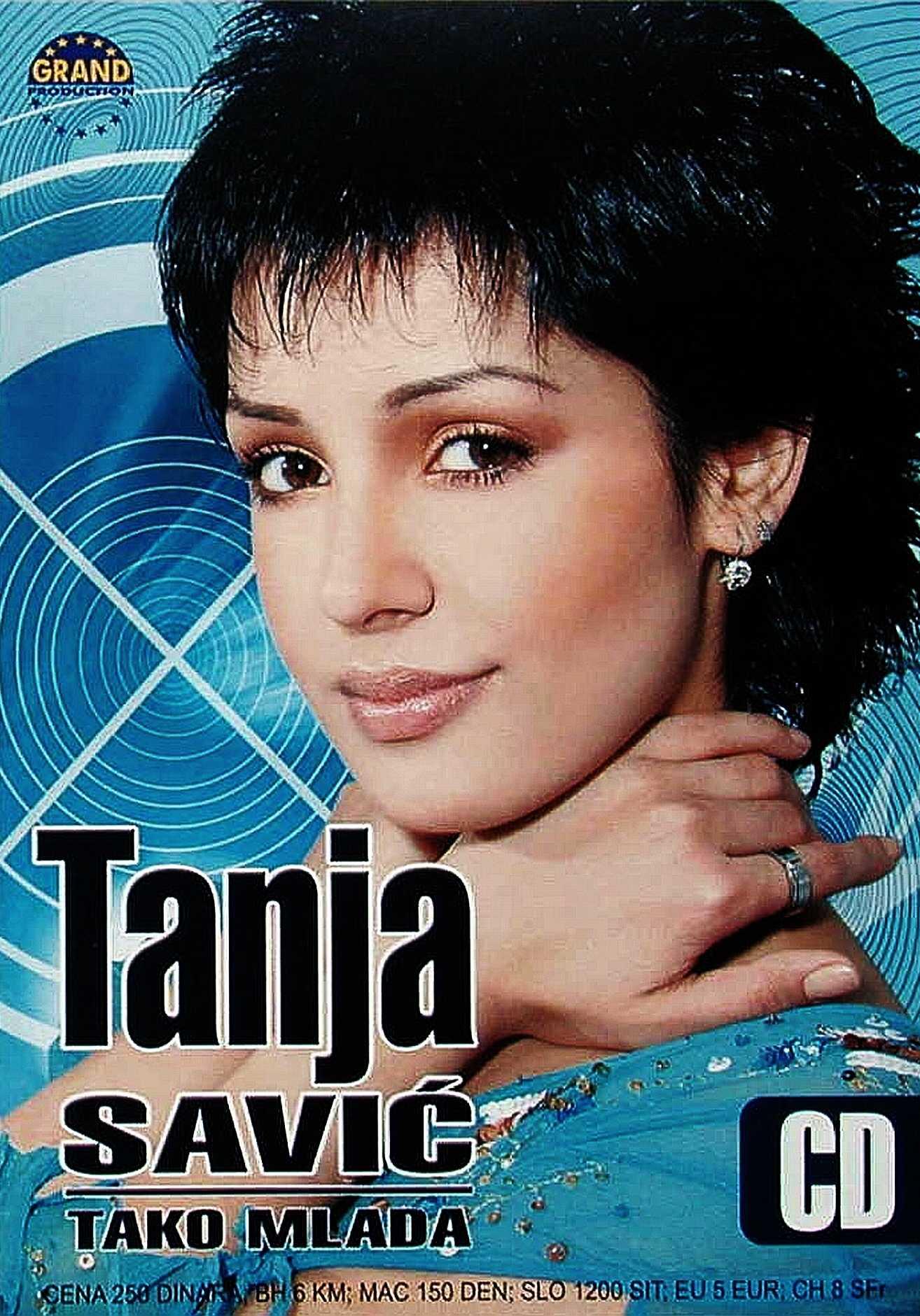 Tanja Savic - Tako mlada