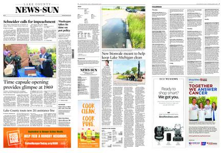 Lake County News-Sun – September 25, 2019