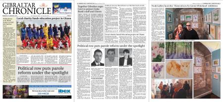 Gibraltar Chronicle – 21 January 2019
